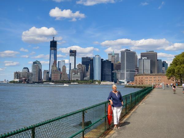 Guvernment island, New York - September 16, 2012
