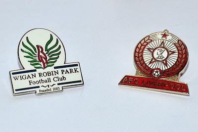 Wigan Robin Park (a) W 2-1