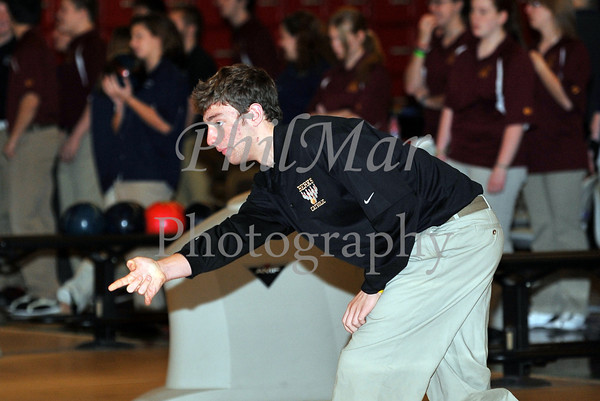 Berks Catholic VS Wyomissing Bowling 2011 - 2012