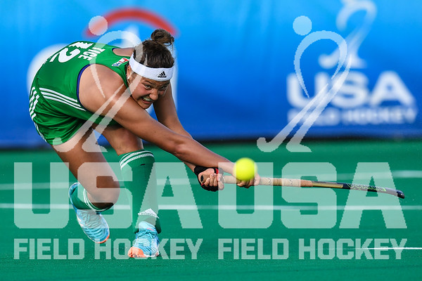 2017 Ireland Photos vs. USA (field hockey)