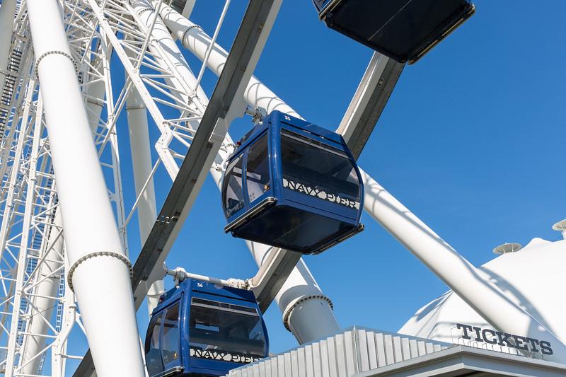 Navy Pier Ferris Wheel