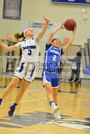 Varsity Girls Basketball vs Apopka 12*04*19