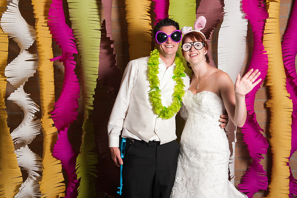 Jill & Cam | Photobooth