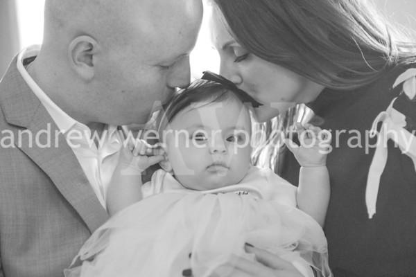 Baby Naming of Emilia Rose Kligman