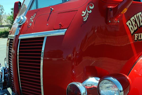 Kenworth United fire truck