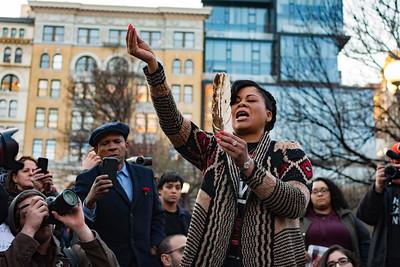 4.4.18 - Stephon Clark and MLK Vigil