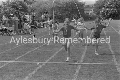 St Louis CP School sports, June 1983