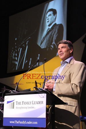 Rick Perry at FLS 2012