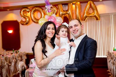 Sophia's 1st Birthday