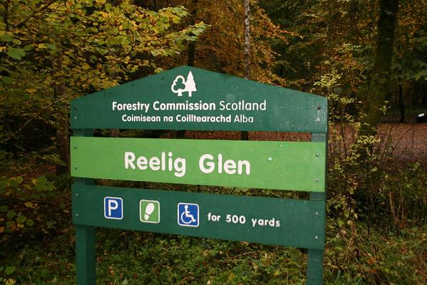 Reelig Glen & Cairngorms