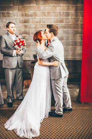 Ashley + Aaron's Wedding!