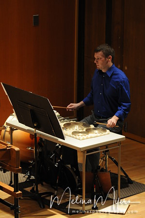 Adam Groh's Percussion Recital