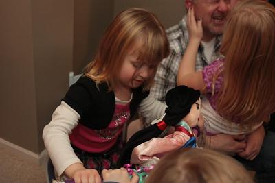 Abby & Emily's 4th Birthday 0212