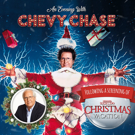 Chevy Chase Live