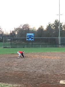 2018 Coach Pitch Baseball