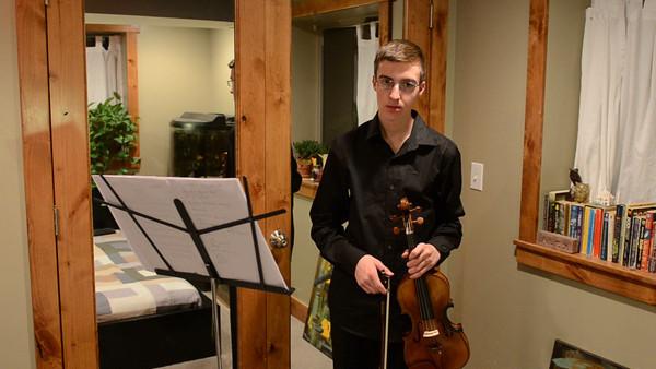 Violin Audition Videos