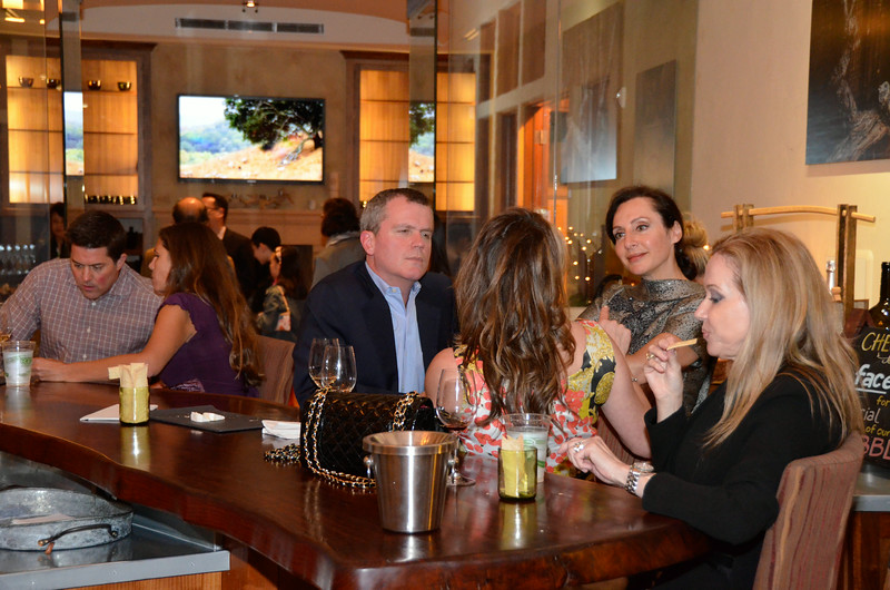Allegro After Party at Priest Ranch Tasting Room
