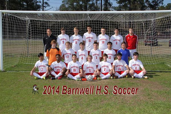 Barnwell HS Boys Soccer