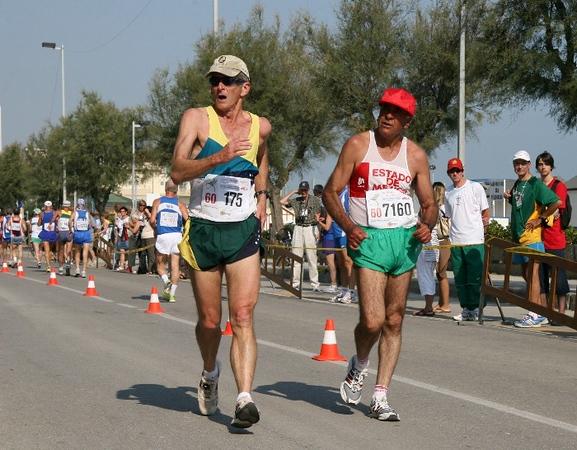 Riccione - Road Racewalks - 200m