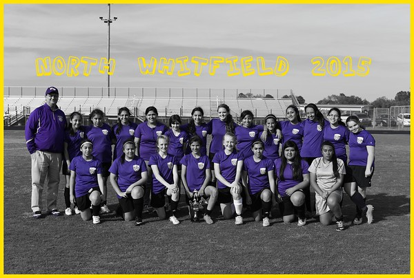 Championship NW Girls vs Sonoraville 4-27-15