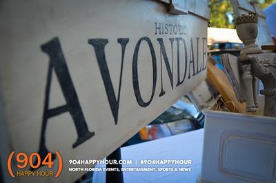 Avondale Art Walk - 8.10.17