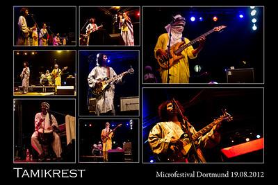 Tamicrest Microfestival Dortmund 2012