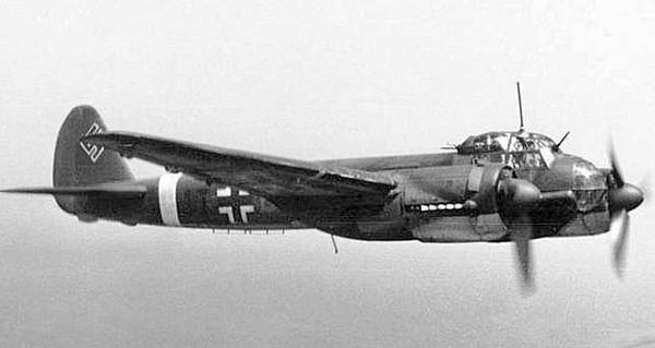Geman planes WW ii