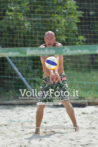 """5ª Edizione Memorial """"Claudio Giri"""" presso Zocco Beach San Feliciano PG IT, 25 agosto 2018 - Foto di Michele Benda per VolleyFoto [Riferimento file: 2018-08-25/ND5_9133]"""
