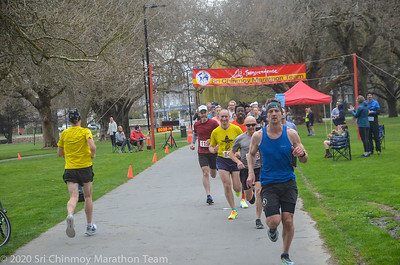 13 September 2020 Blossom Marathon