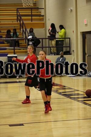 Petal at Hattiesburg varsity (G/B) basketball 2013