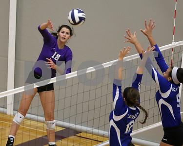 LHS Volleyball vs. Olathe North