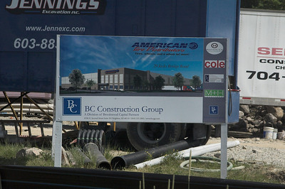 American Tire Construction July 2012