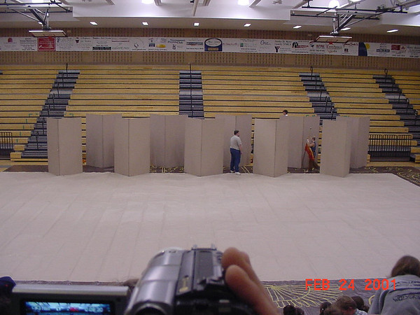 2001-02-24: Wakefield Competition