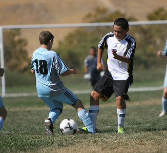 U13 Boys Benicia Arsenal FC vs Diablo