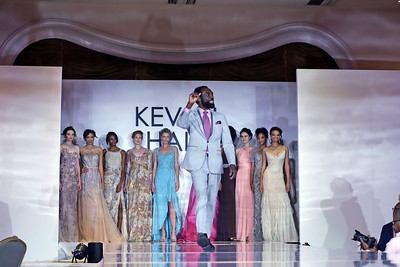 Couture Fashion Show: Kevan Hall