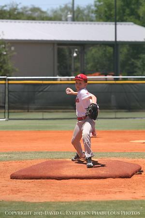North Florida Hurricanes 10U baseball - 5/6/17