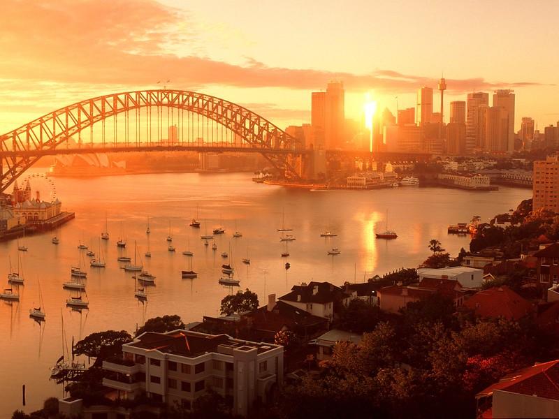 Sun-Kissed Sydney, Australia.jpg