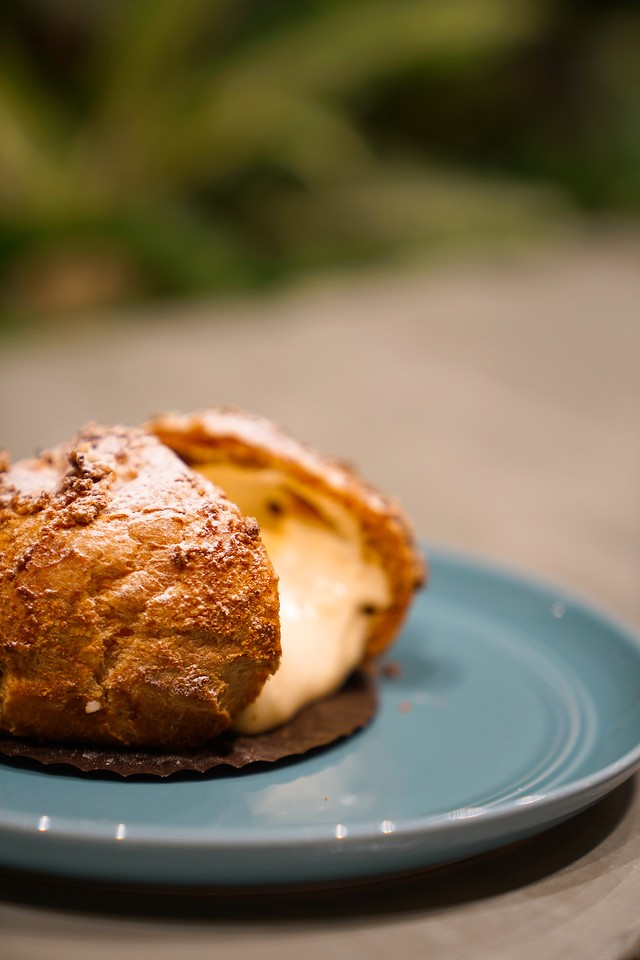 Baristart Coffee cream puff
