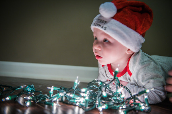Carson's First Christmas