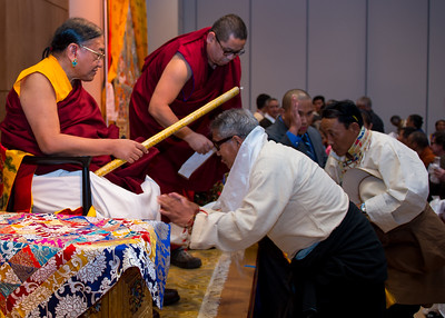 HH Sakya Trizin Boulder, CO Visit April 21 & 22 2015