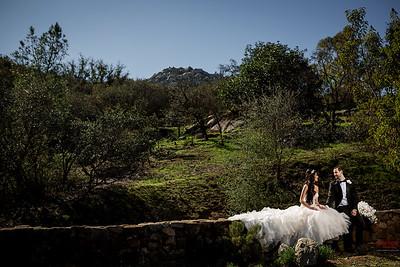 Nina & Josh's Fairytale Wedding