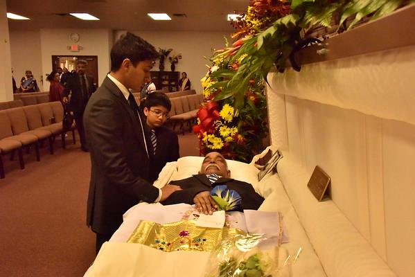 Funeral Service of Varkey Varkey Day2