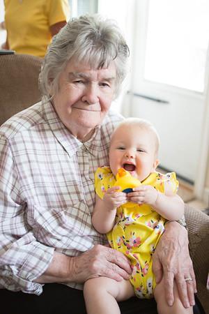 """Granny""""s 80th"""