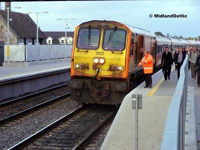 Portarlington (Rail), 02-10-2008