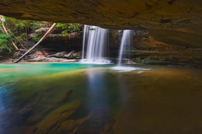 Caney Creek under the ledgeweb.jpg