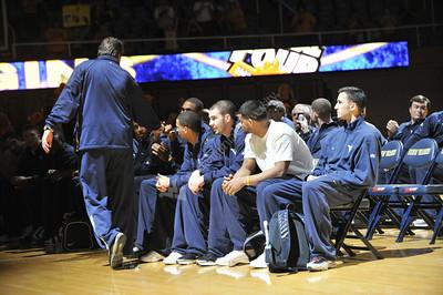 26731 Men's Basketball Final Four Send Off