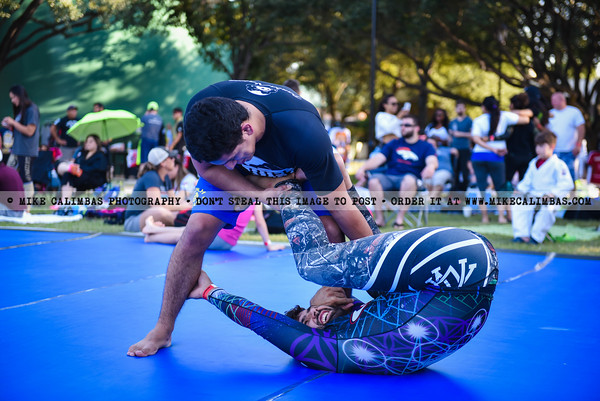 Jiujitsu Outdoor Experience #2 - October 18. 2015