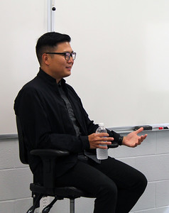 Marcus Yam Visit 2017