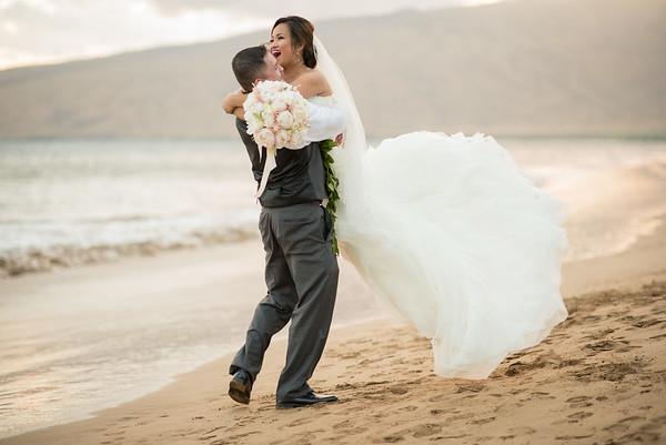 Congratulations Josephine & Glenn!