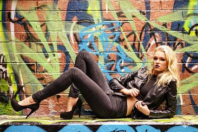 Model: Siobhan Liston, HMUA: Anastasia Kouzoukas